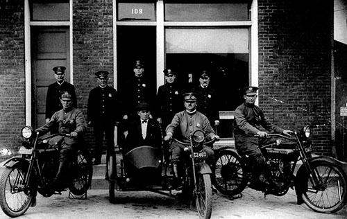 LPD Officers 1922