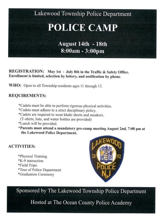 police camp2